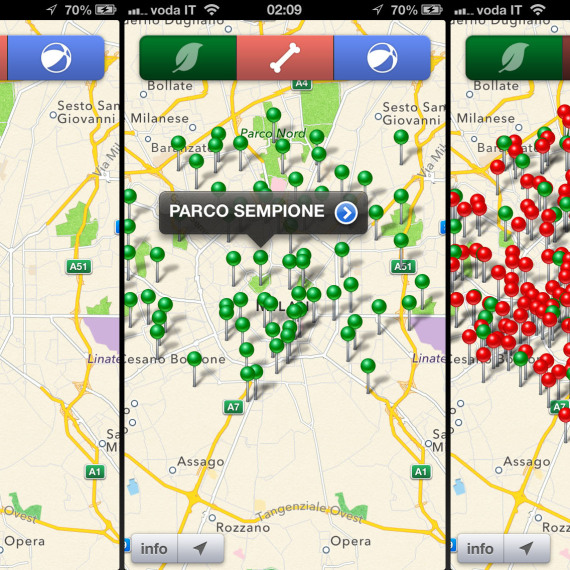 iOS 6 interface