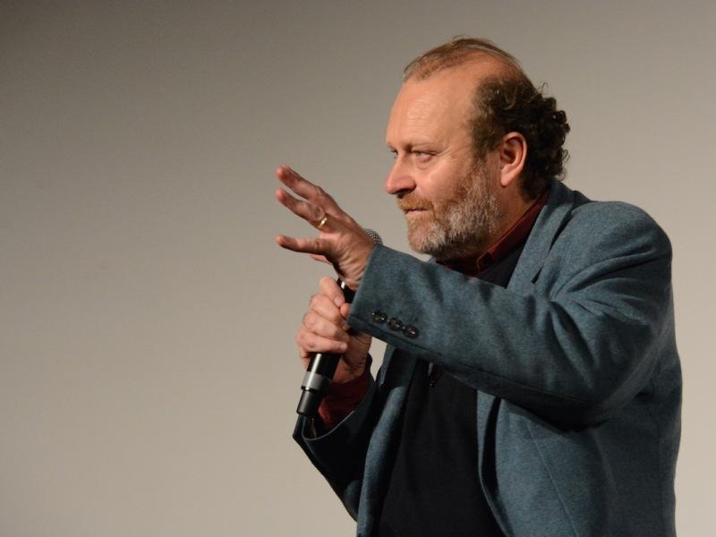 Italian director Gianfranco Pannone