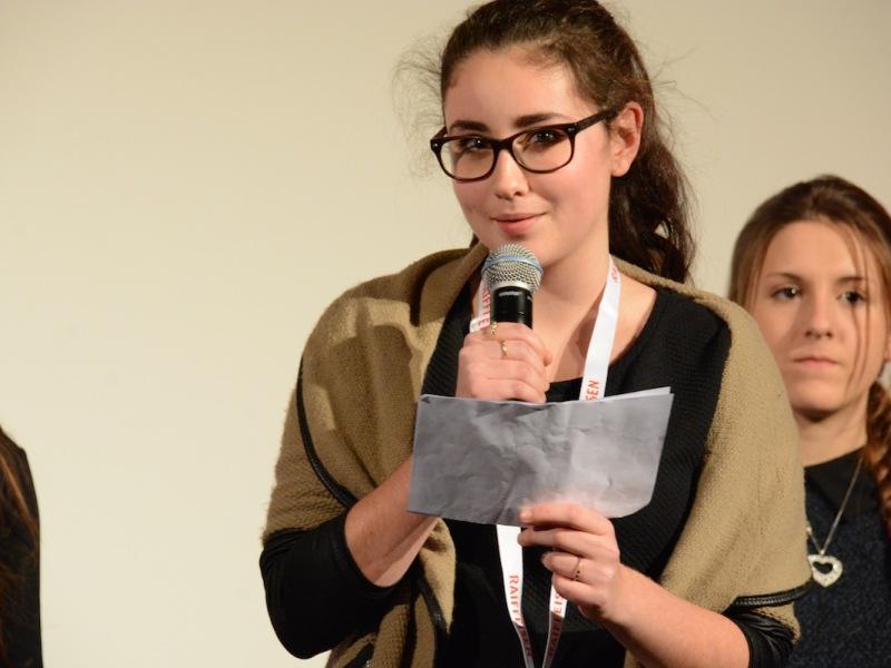 Youth Jury award explanation