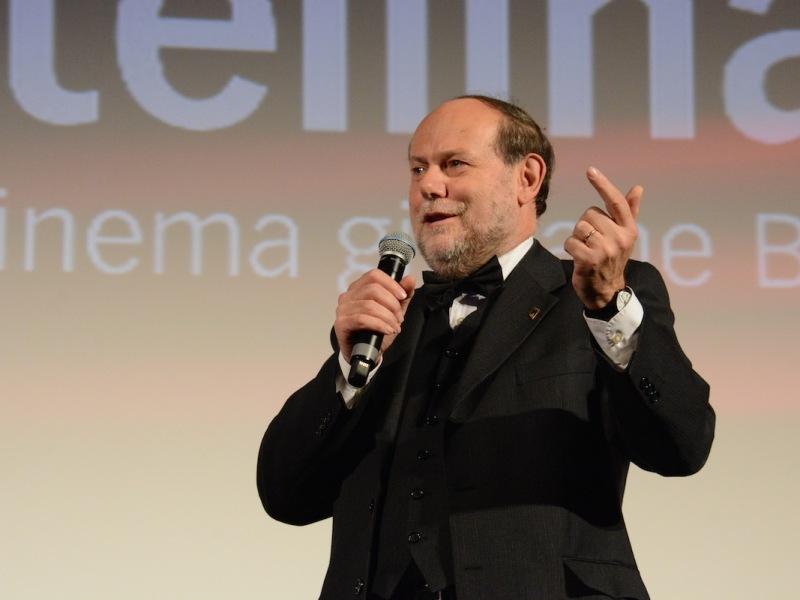 artistic director Giancarlo Zappoli